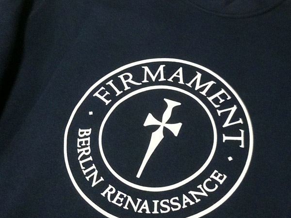 Firmament Circle Sweatshirt