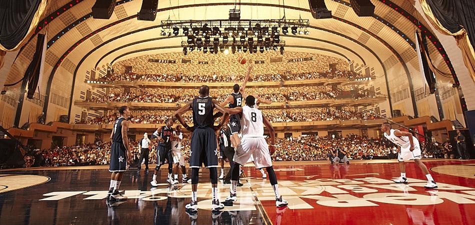 4ca1853170b3 World Basketball Festival - New York City. Nike Basketball + Jordan Brand +  Converse