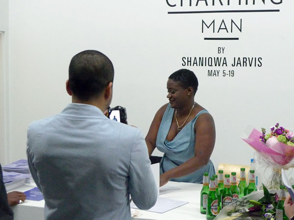 Shaniqwa Jarvis - This Charming Man at Londonewcastle Project Space